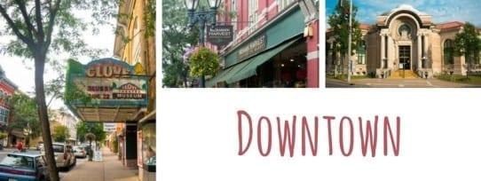 National Expert Visits Downtown Gloversville