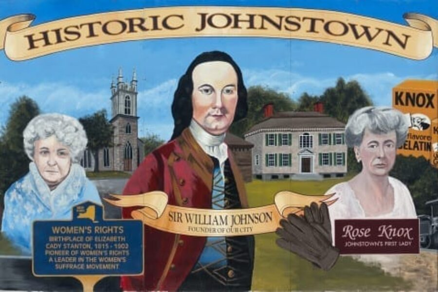 Johnstown, a paragon of American success