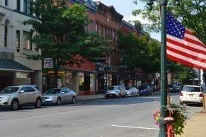 Gloversville Streetscape