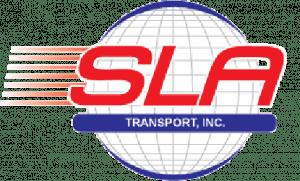 SLA Transport Logo