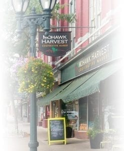 Mohawk Harvest - A Cooperative Market lacated in Historic Downtown Gloversville