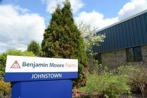 Benjamin Moore Plant - Johnstown NY