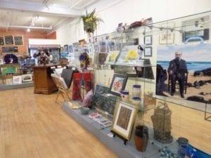 Micropolis Art Gallery at Mohawk Harvest