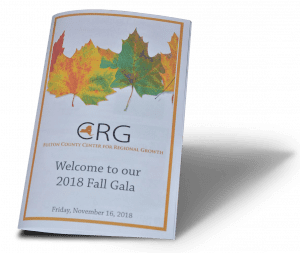 Fall Gala Program