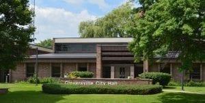 Gloversville town hall