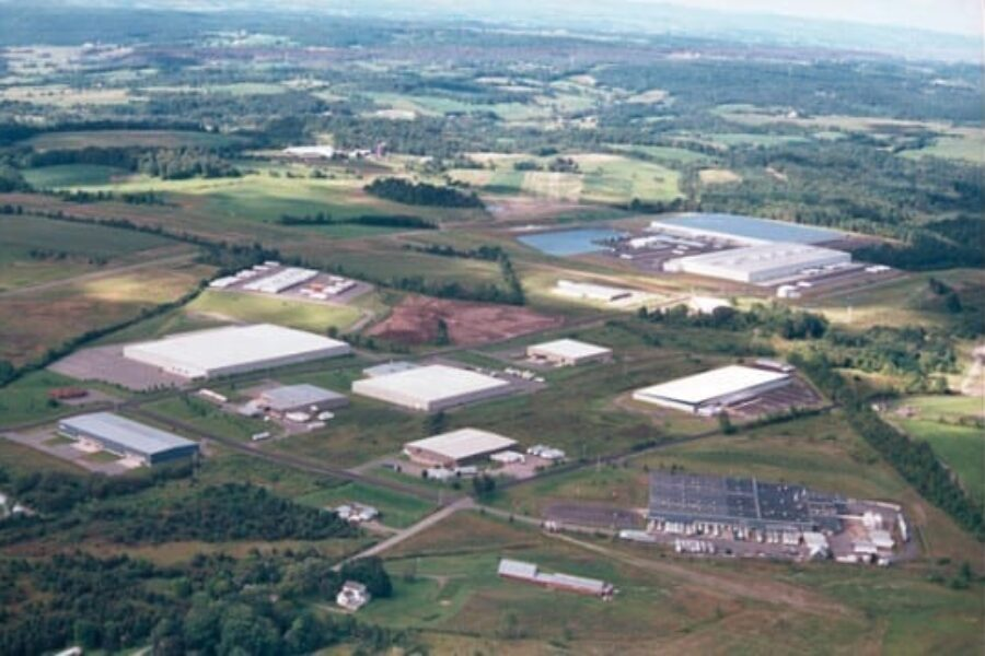 Johnstown Industrial Park, Fulton County NY