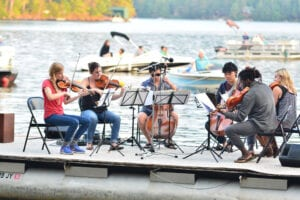Concert on the Lake