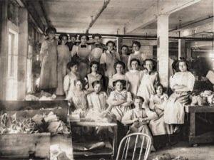 Women at Work in Johnstown
