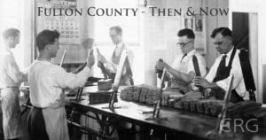 Fulton County - Then & Now