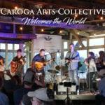 Caroga Arts Collective – Welcomes the World