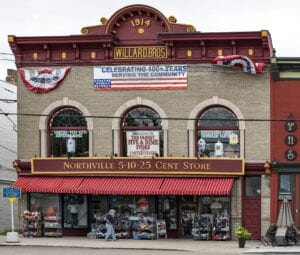Northville Five and Dime Store,