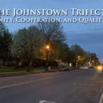 The Johnstown Trifecta