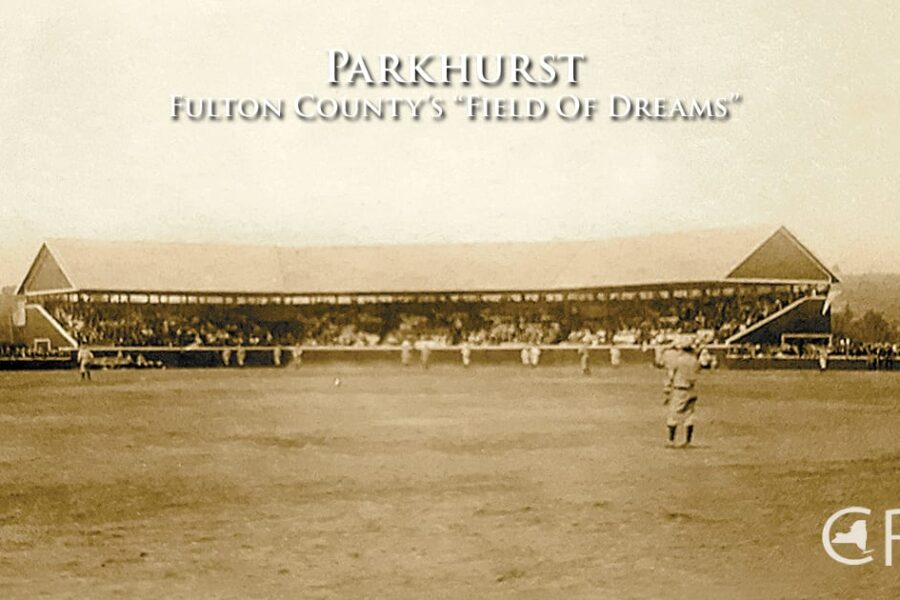 "Parkhurst Fulton County's ""Field Of Dreams"""