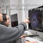 Business-Partnered Education Program Trains Future Fulton County Workforce